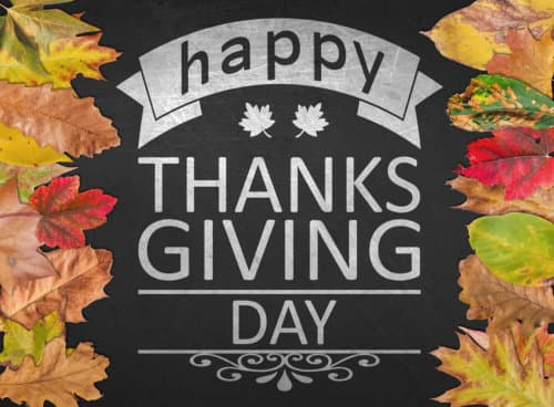 Happy Thanks Giving Day Greetings